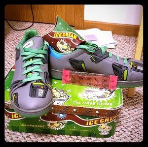 Billionaire boys club icecream shoes